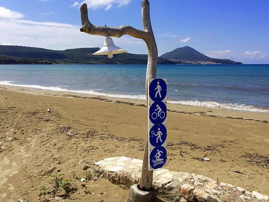 gialova greece beach