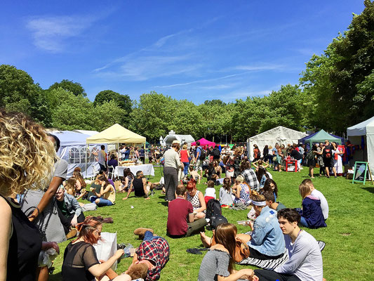 vegan summer fest uk brighton