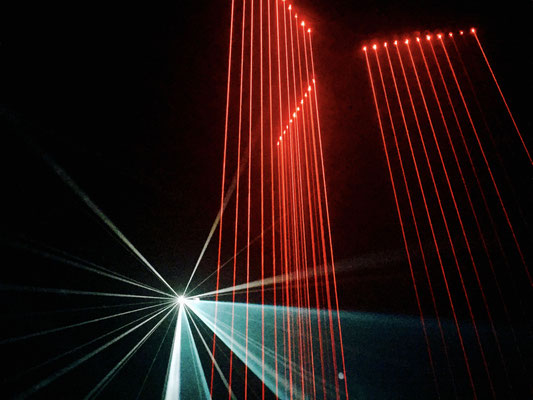laser harp meow wolf
