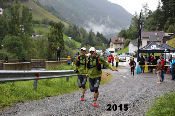 Bergfrösche 2015
