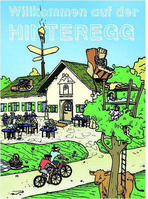 Gasthof 1. Kette Jura