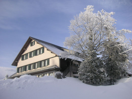 winterwanderungen im Jura