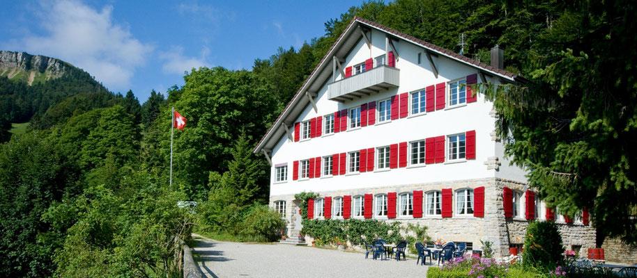 Wanderunterkünfte Jura