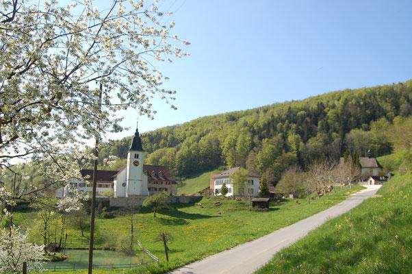 Wandern im Jura Schwarzbubenland