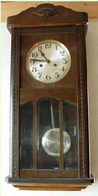 Ausflug Uhrenmuseum