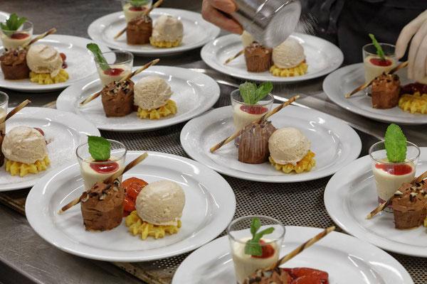 Restaurant Albero Golfpark Holzhäusern: Feines aus Volker Christmanns Küche