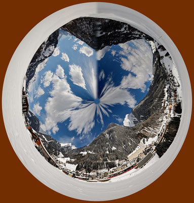 Little Planet Disentis