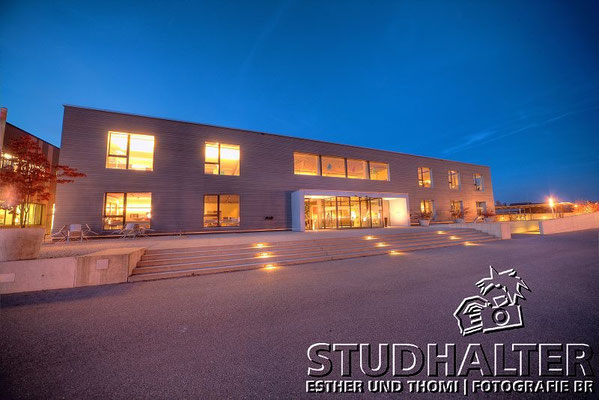 Neues Verwaltungsgebäude HUG AG Malters/LU 2011