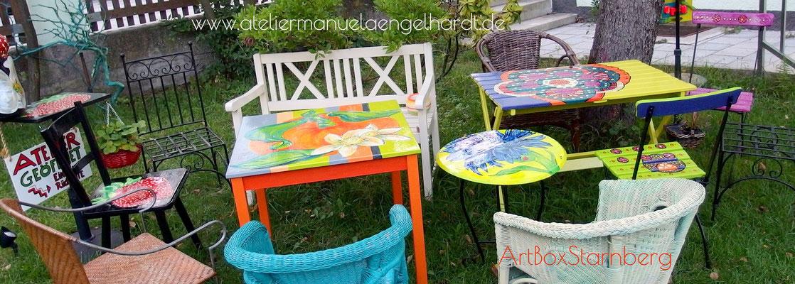 Atelier Manuela Engelhardt - ArtBoxStarnberg - Hauptstraße 23 - Starnberg - www.ateliermanuelaengelhardt.de