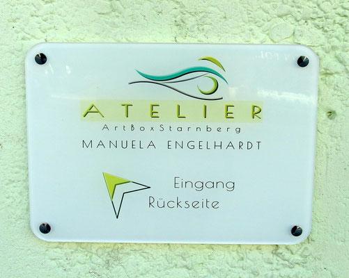 Atelier Manuela Engelhardt, Hauptstraße 23, Starnberg