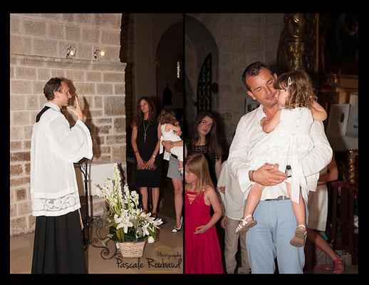 Photo Baptême Cathédrale d'Antibes