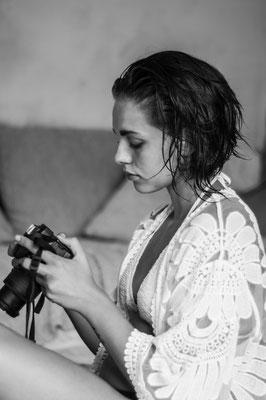 photographe  noir et blanc antibes
