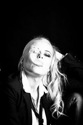 portrait noir et blanc 06