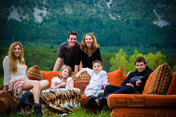 Shooting famille Valberg