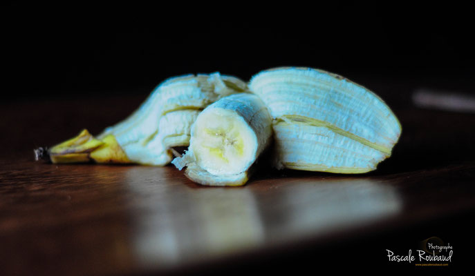 Photo de nature morte banane
