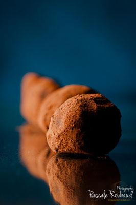 Séance culinaire truffes au café