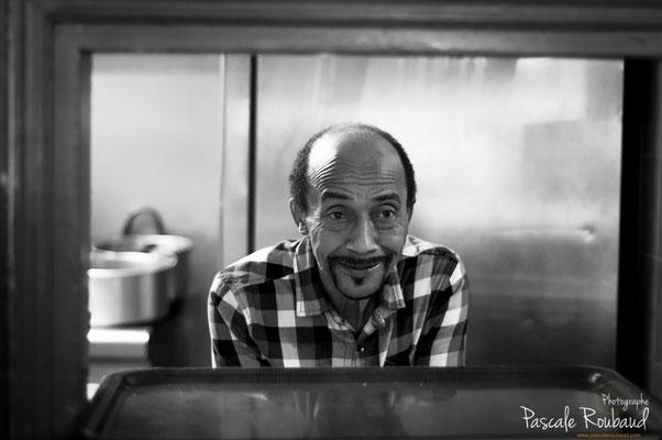 Le refuge berbère Rouen le Chef cuisinier