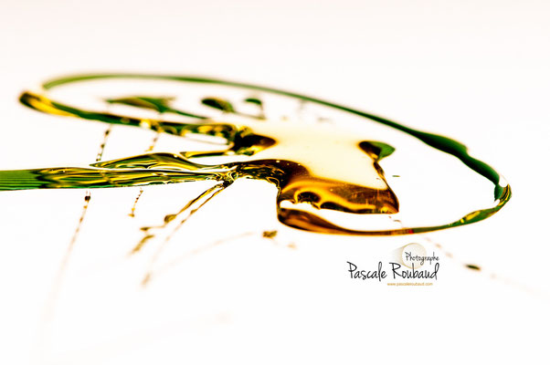 Photographie culinaire miel