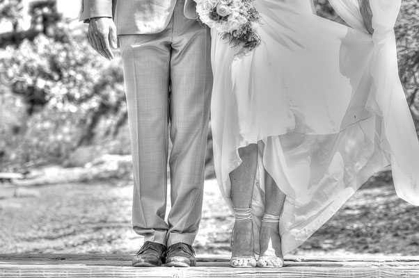 Photo mariage Antibes Juan les pins port de l'olivette