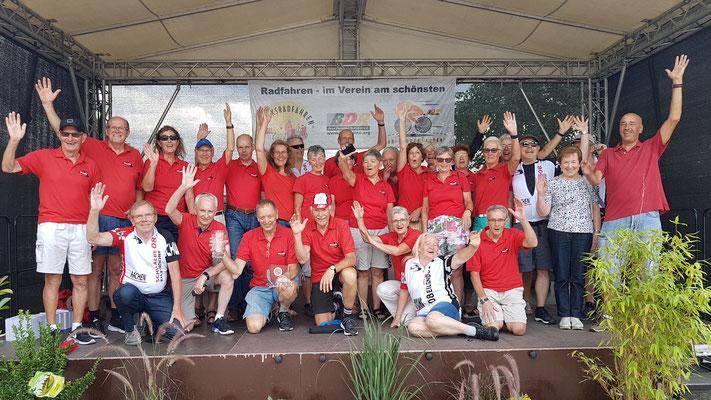 Foto von Bernd Schmidt: Siegerverein RSC Schwalbe 08 Eilendorf