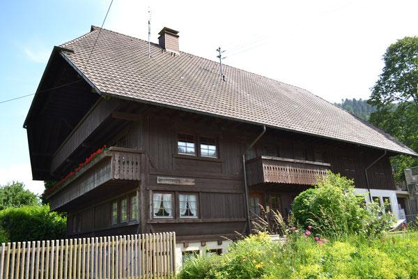 Hermann-Schilli-Haus (Foto: Schwarzwälder Freilichtmuseum Vogtsbauernhof)