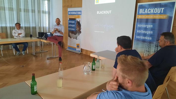 KLAR Graz-Umgebung Nord | Blackout-Workshop mit Zivilschutzverband Steiermark & 4ward Energy Research GmbH - 6