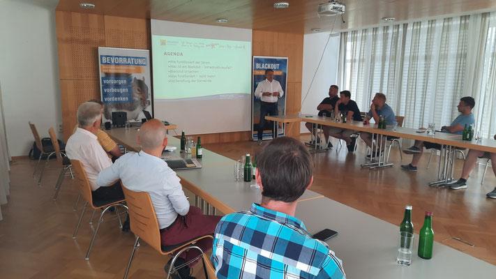 KLAR Graz-Umgebung Nord | Blackout-Workshop mit Zivilschutzverband Steiermark & 4ward Energy Research GmbH - 2