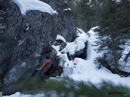 """Bodycount"" irgendwann im Winter - Magic Wood/Avers"