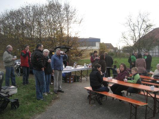 Patenbaumaktion 2010
