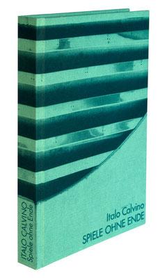 Einbandentwurf – Radierung mit Siebdruck 1985