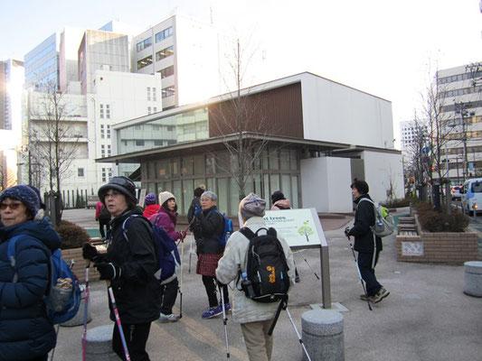 仙台本町変電所前 皆様「家具の街も随分景色が変わったわね~」と口々に…