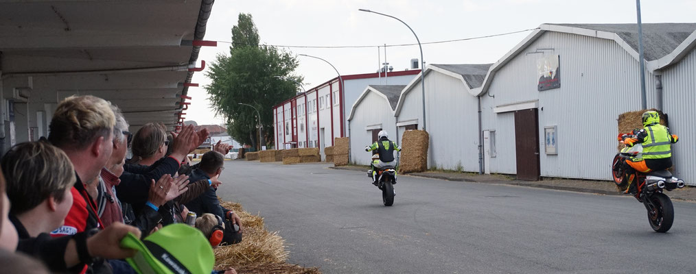 Wheelie King Thilo Günther