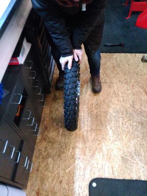 Der neue Michelin T63