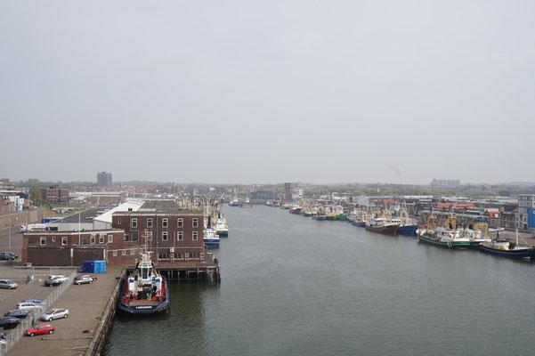 Tschüß Holland!