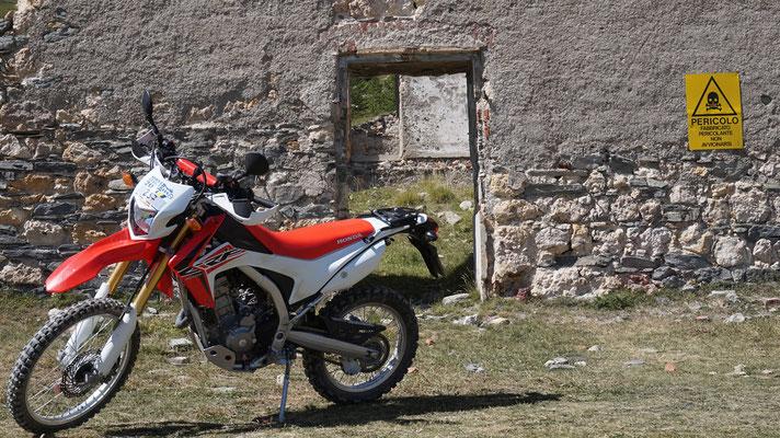 Honda CRF250L - Jafferau