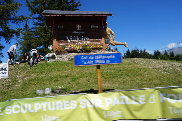Col du Telegraphe - Ein beliebter Tour de France Berg