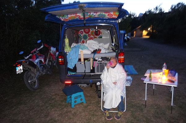 Bibbern und frieren in Embrun