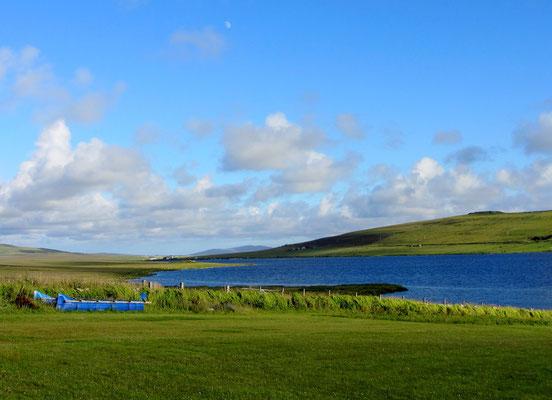 Lac à Birsay