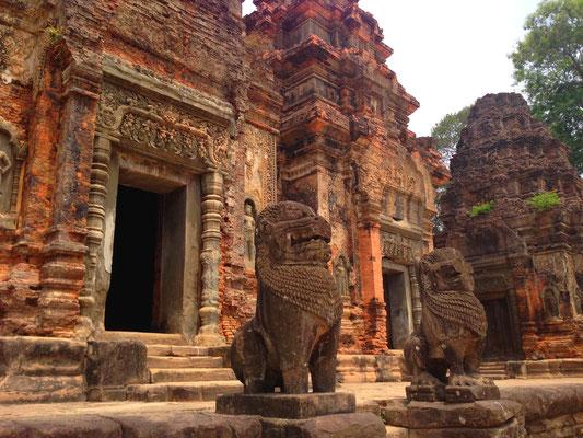 Temple Preah Kho de Roluos