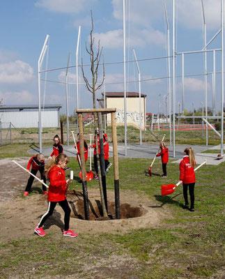 Nachwuchsathleten des Stendaler Leichtathletikvereins