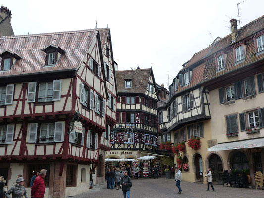 Flair in Colmar