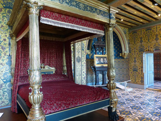 Pomp im Château