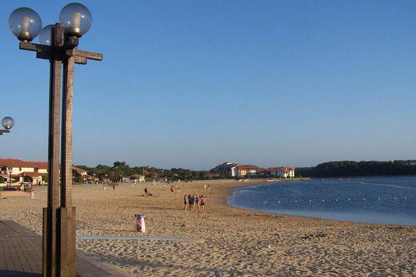 Strand am Lac Marin