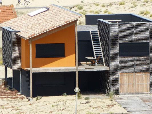 Ein Ferienhaus