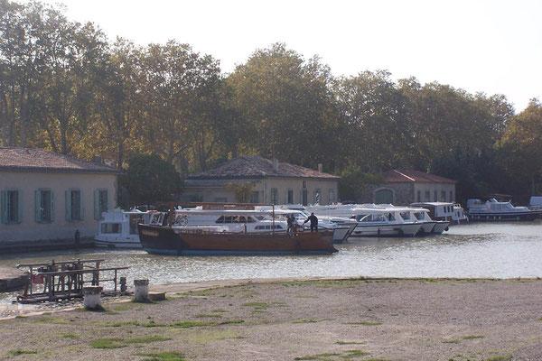 Bootshafen am Bahnhof
