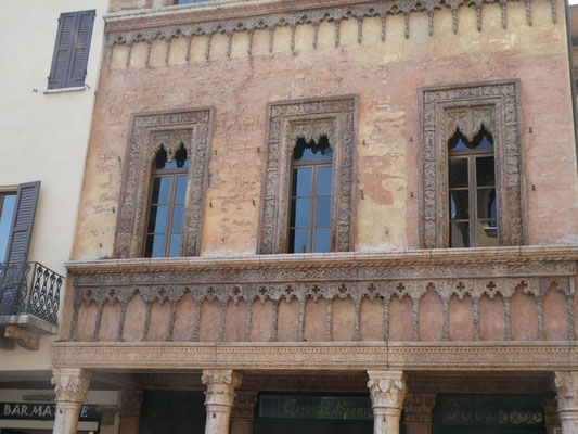 altes Gemäuer in Mantua