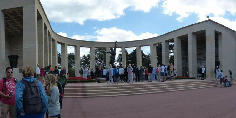 Panorama des Memorial