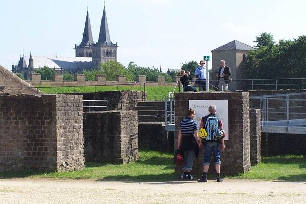 Archäologische Park