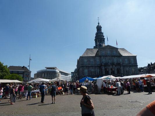 ein Marktplatz
