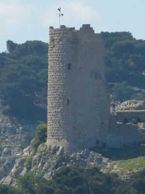 Turm von Gruissan